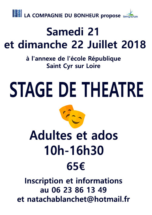 affiche stage natacha adultes 1